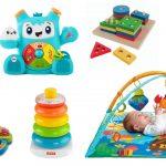 Guia de compra de Brinquedos para Bebê