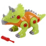 Brinquedo Infantil Triceratops Com Som - Maral