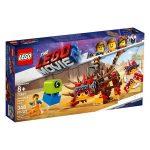 Lego The Movie - Ultrakatty e Guerreira Lucy - Lego