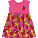 Bee Loop - Vestido de Verão Rosa