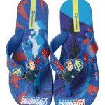 Ipanema - Chinelo Infantil Ipanema Avengers Azul