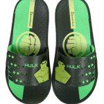 Ipanema - Chinelo Slide Infantil Ipanema Avangers Verde Verde