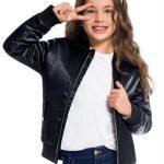 Malwee Kids - Jaqueta Azul Claro Tradicional Jeans