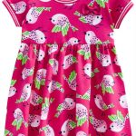 Kyly - Vestido Infantil Rosa
