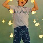 Malwee Kids - Conjunto Cinza Camping Menino