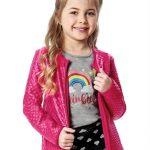 Malwee Kids - Jaqueta Rosa