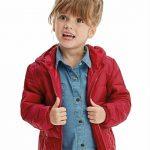 Malwee Kids - Jaqueta Vermelha com Capuz e Bolsos