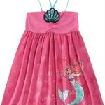 Malwee Kids - Vestido Rosa a Pequena Sereia® Malwee Kids