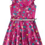 Malwee Kids - Vestido Rosa com Cinto Malwee Kids