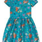 Malwee Kids - Vestido Verde a Pequena Sereia® Malwee Kids
