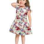 Milon - Vestido Infantil Off White