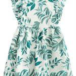 Quimby - Vestido de Festa Floral Preto