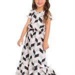 Milon - Vestido Infantil Rosa Milon