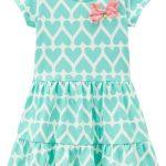 Milon - Vestido Infantil Verde Milon