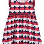 Milon - Vestido Infantil Vermelho