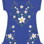Nanai - Vestido Infantil Azul