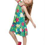Nanai - Vestido Infantil Verde