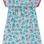 Rovitex Kids - Vestido Azul