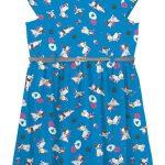 Rovitex Kids - Vestido Rovitex Kids Azul