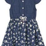 Malwee Kids - Vestido Azul Escuro Minions® Menina Malwee Kids