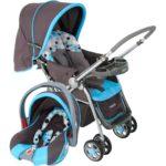 Carrinho de Bebê Travel System Reverse Azul Cosco é bom?
