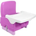 Cadeira de Alimentação Portátil Smart Rosa Cosco é Boa?