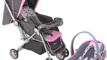 Cosco Travel System Reverse é boa?