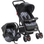 Carrinho de Bebê Travel System Moove Cinza Cosco é bom?