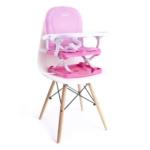 Cadeira de Alimentação Portátil Pop Rosa Cosco Sim é boa?