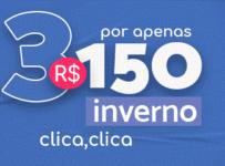 ↗ 3 Conjuntos Frio por 150 – Moda Love – Cupom Desconto – Promoção