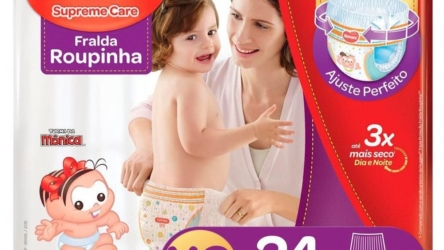 Fralda Huggies Supreme Care é boa?