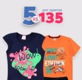 5 Conjuntos por R$ 135 – Loja Moda Love – Cupom de Desconto