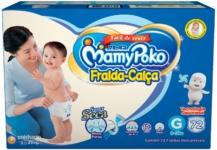 Fralda-Calça Mamypoko é boa?