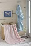 cobertor jolitex bebe rosa