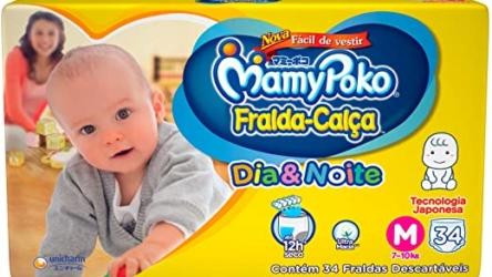 Fralda Dia & Noite MamyPoko é Boa?
