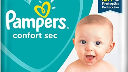 Pampers 50 unidades