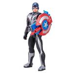 Boneco Titan Hero Power FX 2.0 Capitão América – Hasbro Hasbro