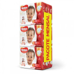 fralda huggies supreme care g 192