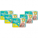 fralda pampers confort sec rn plus