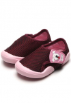 Tênis Klin Infantil New Confort Vinho/Rosa Klin